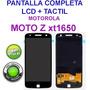Pantalla Lcd + Tactil Motorola Moto Z Xt1650 Original