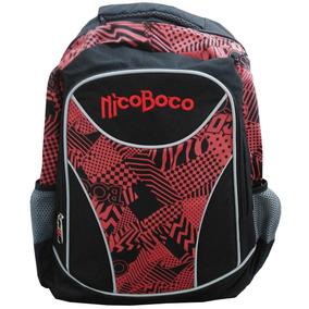 Mochila Escolar Vozz Nicoboco Nb58 - Shop Tendtudo