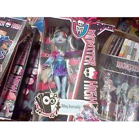 Outlet Monster High Navidad Franki Gigi Heat Burns Y Mas