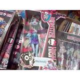 Outlet Monster High Navidad Franki Gigi Heat Burns Y Mas