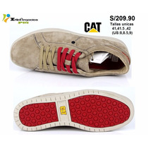 Zapatos Bota Cat Caterpillar Monroe