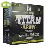 Titan Army X12 Lbs - Ganancia De Masa Muscular Maxima !!