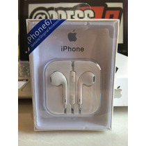 Earpods Originales Para Iphone 5s/7/6/6plus/ipad/ipod