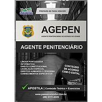 Apostila Agente Penitenciário Ceará 2017 (passe Cursinho)