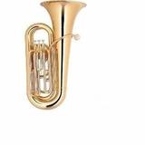 Tuba Bm 3/4 De 3 Pistos Em Sib Laq. Mega Promoçao !!