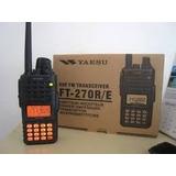 Handie Yaesu Ft 270 R Vhf Nuevos Garantia