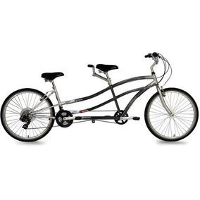 Bicicleta Doble Tandem Para Adulto Para Dos Adultos