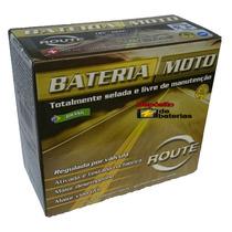 Bateria De Moto Route Yt12b-bs,fz6, Dragstar 650,xj6, Yzf