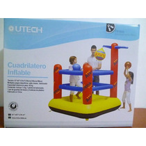 Inflable Cuadrilatero Utech