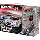 Scalextric Wos Autopista 6.2 Mts Slot Full Fuel Control 1/32