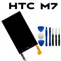 Pantalla Display + Touch Htc One M7 + Regalos + Envio Gratis