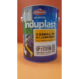 Pintura Alta Temperatura X 4lts Aluminio 250º Sinteplast