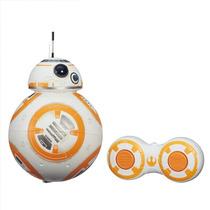 Star Wars Droid Bb-8 Robô De Controle Remoto Original Disney