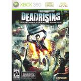 Dead Rising Nuevo Xbox360 Dakmor