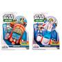 2 Figuras Star Wars + 2 Naves Land Playskool Hasbro Original