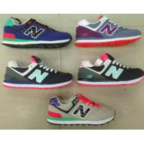Zapatillas New Balance Dama 20 Colores Y Nuevos Diseños