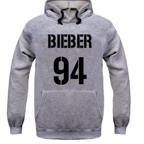Blusa Moletom Justin Bieber Purpose Tour 2016 Canguru