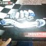 Kit Universal Toma De Aire De Potencia Tuning Racing Alumnio