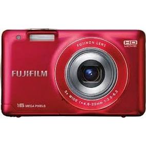 Camera Digital Fujifilm Jx580 16.1 Usada Para Retirar Peças