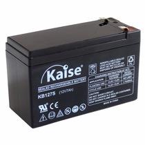 Bateria Gel 12v 7ah Kb1270 Importada 12x7 Ups Alarma Quilmes