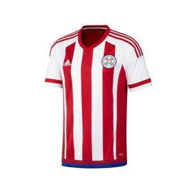 Jersey adidas Futbol Paraguay Local Fan 15/16. Martí