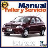 Manual De Taller Y Reparacion Renault Logan 2005-2010