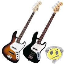 Baixo Fender Squier Affinity Jazz Bass - Loja Kadu Som