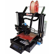 Impressora 3d Kit Completo Graber Pró Acrílico + Nivelamento