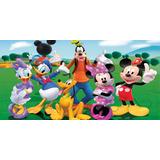 Painel Decorativo Festa Infantil Mickey Mouse 1,4m X 1m
