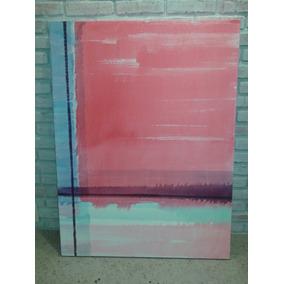 Tela Pintura Acrilica - Arte Abstrata