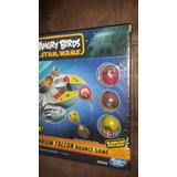 Halcón Milenario De Star Wars Y Angry Birds