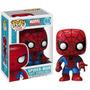 Spiderman - Funko Pop Marvel El Increíble Hombre Araña