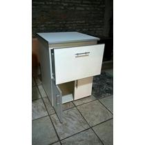 Mueble Cocina Porta Horno Microondas Dispensero