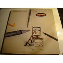 Paul Mccartney Pipes Of Peace Vinilo Lp Usa