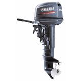 Motor Fuera De Borda Yamaha 25 Bmhs 500 Cc Premezcla Manual