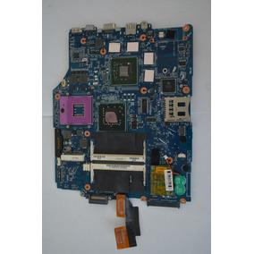 Placa Mãe Sony Vaio Vgn-fz 21s Pcg-391m Com Defeito