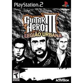 Guitar Hero 3 Patch Legião Urbana Comprar Jogo Play2 Gh Ps2