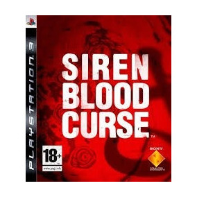 Siren Blood Curse Ps3 - Digievo - Terror Clasico