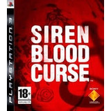 Siren Blood Curse Ps3 - Digievo - Terror Clasico