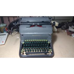Maquina De Escribir Antigua Smith-corona 1949