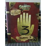 Libro Gravity Falls: Diario 3 Envío Gratis Entrega Inmediata