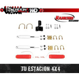 Kit Direccional Rancho Ford F-250/f-350 Superduty 05-actual