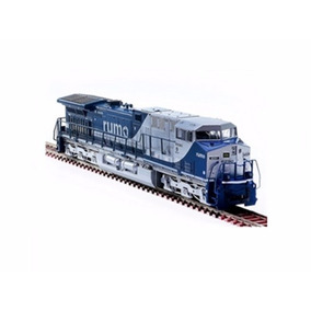 Locomot Elétrica Ac44i Rumo Fase Ii 8292 1:87 Frateschi 3073