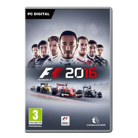 F1 2016 Steam Pc *envio Imediato*