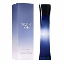 Armani Code Perfume Feminino Giorgio Armani - 75ml