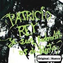 Cd Patricio Rey - Redondos - Gulp - Original / Nuevo.-