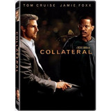 Dvd Colateral Tom Cruise - Original Lacrado
