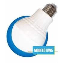 Foco Led 5w E26 E27 A19 Lampara Bulbo Globo Blanco Frio