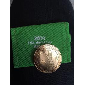Moneda Promocional De Fifa World Cup 2014 Brazil