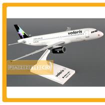 Avion Airbus A320 Volaris Skymarks Escala 1:150 Mexico